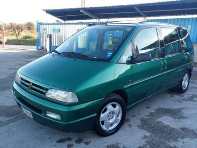 used Peugeot 806 2.0i turbo cat Roland Garros