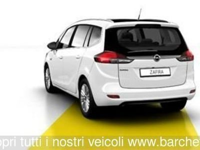 usata Opel Zafira Tourer ZAFIRA INNOVATION 2.0 170CV MT D