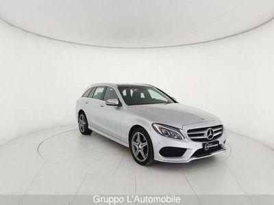 usata Mercedes E250 Classe C Classe C-S205 2014 SW C SW d (BT) Premium auto