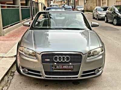 usata Audi A4 Cabriolet A4 Cabriolet 2.0 TDI F.AP.