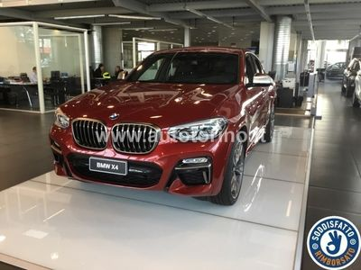 usata BMW X4 M X4M40D