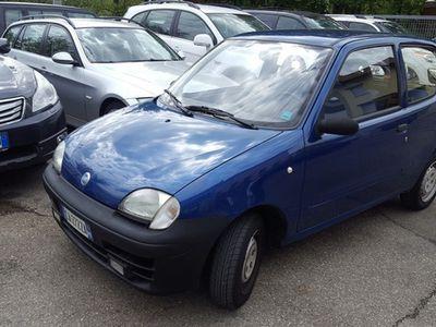 gebraucht Fiat Seicento 1,1 cat. Clima km 65.000 - 2003