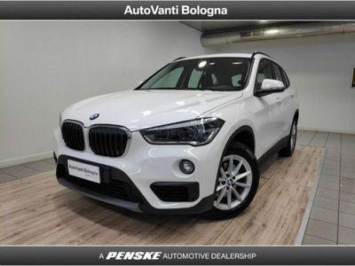 usata BMW X1 sDrive18d Business del 2019 usata a Granarolo dell'Emilia