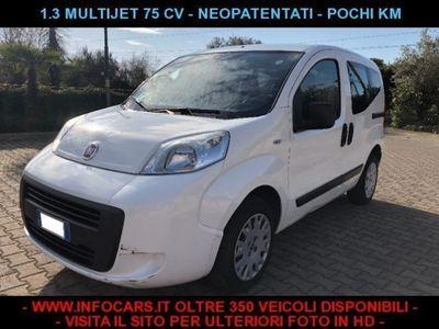 usado Fiat Qubo 1.3 MJT 75 CV NEOPATENTATI - 5 POSTI