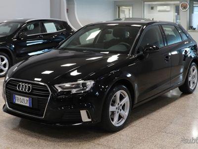 usata Audi A3 s.b. 1.6 tdi s-tronic sport aziendale