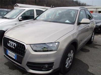 usata Audi Q3 2.0 TDI 140CV ( CRUISE )