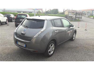 usata Nissan Leaf Elettrico Sincrono Trifase Acenta
