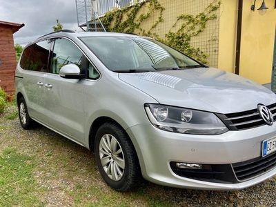 usata VW Sharan 2ª serie - anno 2015