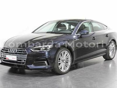 usata Audi A5 Sportback 2.0 tdi Business Sport quattro 190cv s-tronic