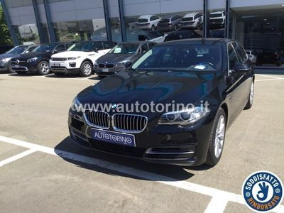 used BMW 520 SERIE 5 TOURING d touring Business 190cv auto