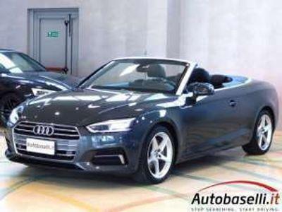 usata Audi A5 Cabriolet 2.0TDI S-TRONIC BUSINESS SPORT