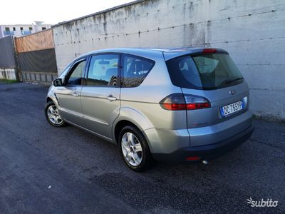 used Ford S-MAX S-Max 1.8 TDCi 125CV