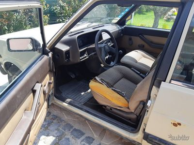 gebraucht Fiat 131 - 1983
