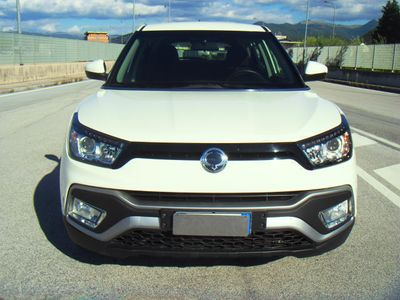 usata Ssangyong XLV 1.6d 2WD Be Visual Cool Aebs