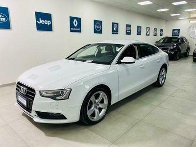 usata Audi A5 spb 2.0 tdi 190 cv autom unipro km 63000