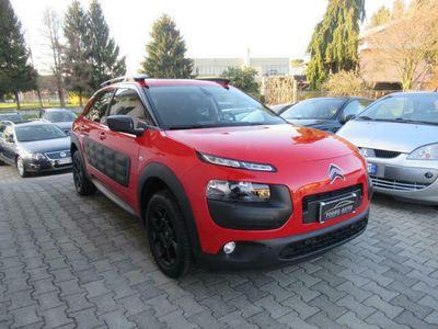 usata Citroën C4 Cactus CIT C4 CT.BLHDI 100 SHINE ROSSO