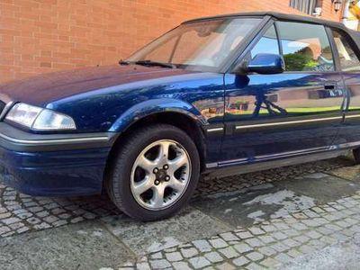 usata Rover 216 216i 16V cat Cabriolet