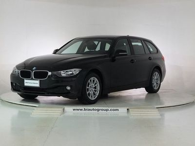 used BMW 318 Serie 3 Touring d Business aut. del 2015 usata a Settimo Torinese