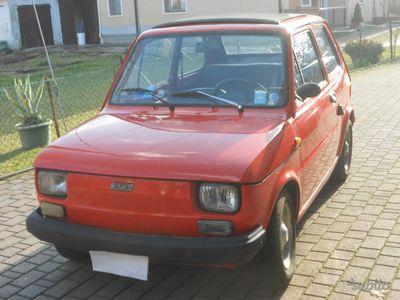 brugt Fiat 126 - Anni 70 Prima Serie 595 cc