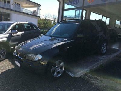 usata BMW X3 X33.0d Futura