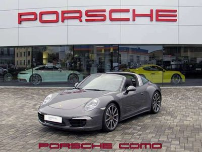 usata Porsche 991 911 TARGA 3.8 4S 400CV-SPORT CHRONO-SEDILI SPORT