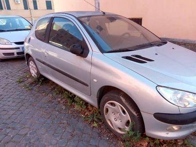 usata Peugeot 206 1.4 75cv benz automatica