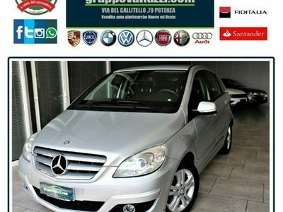used Mercedes B180 CDI Executive