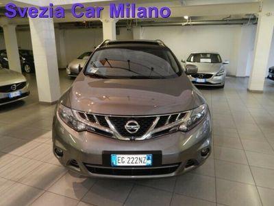 usata Nissan Murano 2.5 dCi Tekna del 2011 usata a Milano