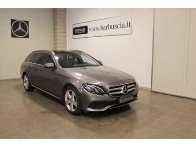 usado Mercedes E220 S.W. Auto Business Sport