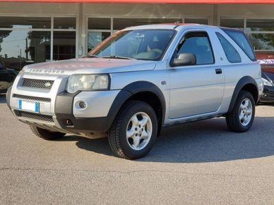 usata Land Rover Freelander 2.0 Td4 16V cat 3p Softback S