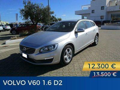 brugt Volvo V60 1.6 D2 BUSINESS POWERSHIFT