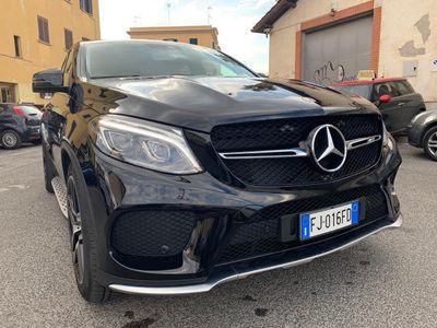 usata Mercedes GLE43 AMG AMG 4Matic Coupé Sport UFF.MERCEDES ITA. COME NUOVA