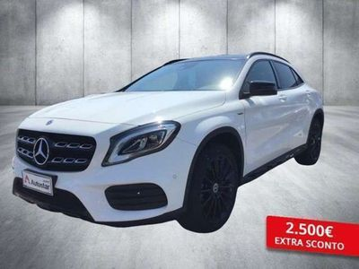 usata Mercedes GLA200 CLASSE GLAd Night Edition auto