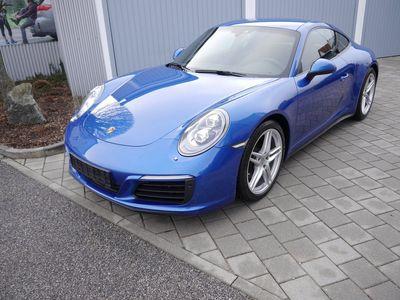 usata Porsche 911 Carrera 4 Pdk * Navi * Led-scheinwerfer * Leder * 19 Zoll * Pdc * Shzg * SitzbelÜftung