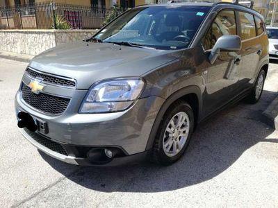 usata Chevrolet Orlando 2.0 Diesel 163CV aut. LTZ