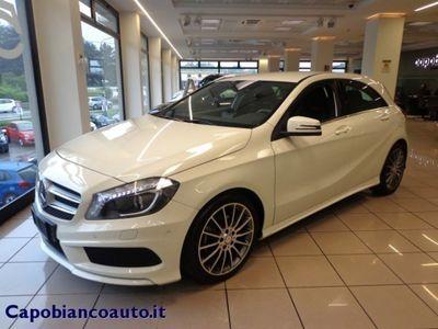usata Mercedes A180 Premium AMG LINE