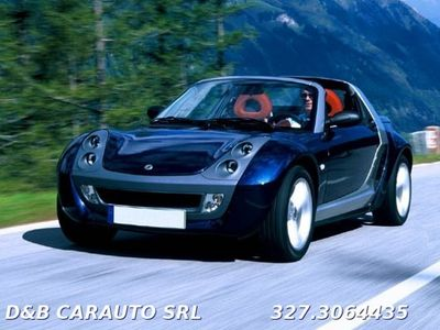 gebraucht Smart Roadster Roadster 700(60 kw) passion