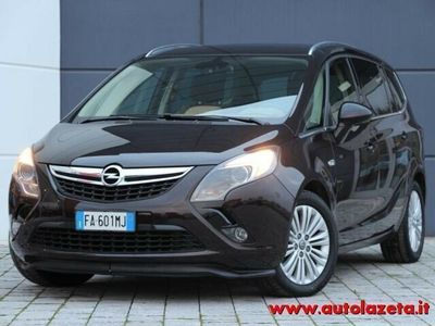 usata Opel Zafira 1.6 CDTi 136CV 7 POSTI Start&Stop Cosmo