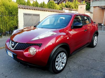 """usado Nissan Juke 1.6 Benzina Acenta """"STUPENDA"""""""