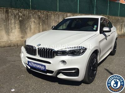 second-hand BMW X6 M X6 M50d auto