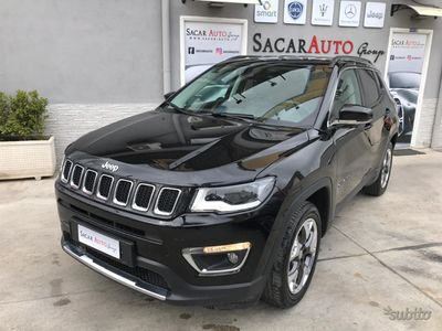 brugt Jeep Compass Limited 1.6 mjt 120cv 2018