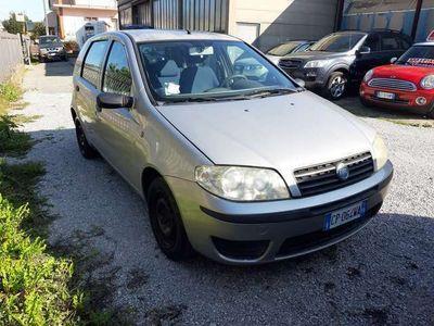 usata Fiat Punto 1.3 JTD 5p. 4 p.ti clima neopatentati Van