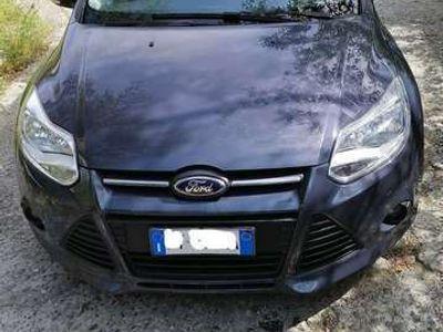 usata Ford Focus 1.6 TDCi 95 CV SW Plus