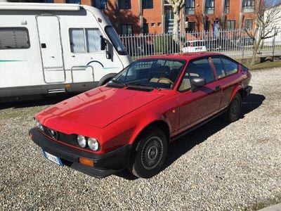begagnad Alfa Romeo Alfetta GT/GTV - 1981