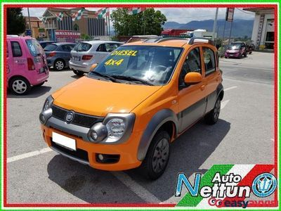 second-hand Fiat Panda Cross 1.3 mjt 16v dpf 4x4 diesel