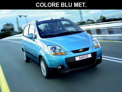 usata Chevrolet Matiz 800 SE Chic GPL Eco Logic RedAuto rif. 12651587