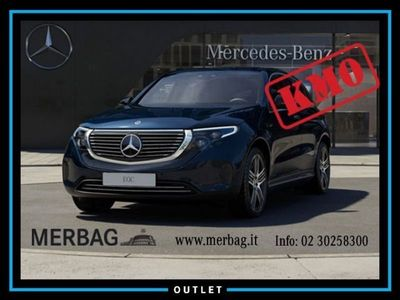 usata Mercedes EQC - N293 400 4Matic Sport