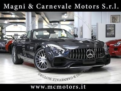 used Mercedes AMG GT ROADSTER - PARKTRONIC - PARI NUOVO - UNIPROP.