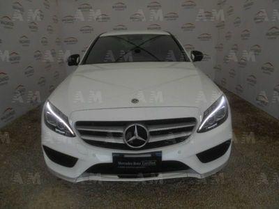 usata Mercedes C220 Classe C (W/S205)d 4Matic Auto Premium