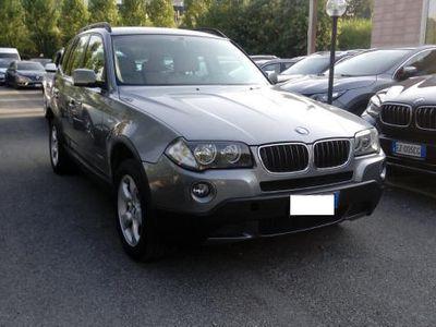 używany BMW X3 xDrive20d Eletta Pelle- Sensori-Cruise....